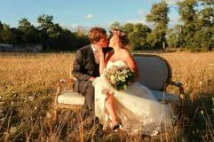 fleuriste mariage nantes la serre fleuriste mariés nature bouquet mariée mariage champetre