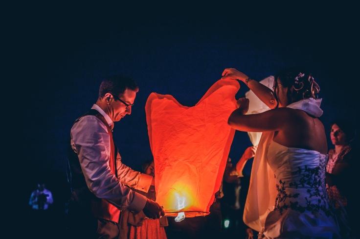 lanternes celestes mariage romantique original fete des lumieres