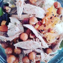 cocle food truck salade menu bio mariage nantes