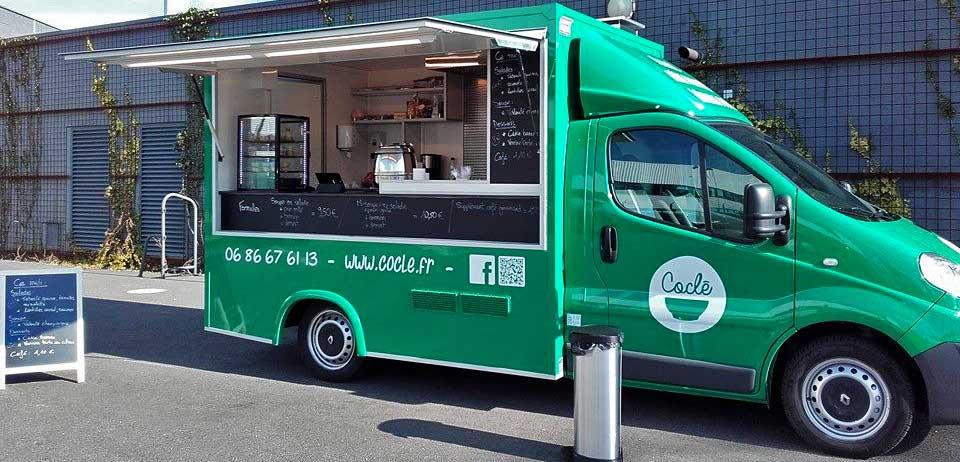 cocle food truck nantes traiteur mariage original produits bios locaux