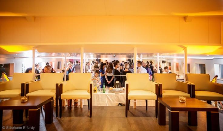location salle mariage 56 atypique bateau yacht privatisé le guerveur arzal
