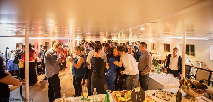location salle mariage 56 atypique bateau yacht privatisé le guerveur arzal convivialité originalité