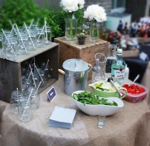 mojito bar bar à mojito idee mariage original tendance mariage nantes 44