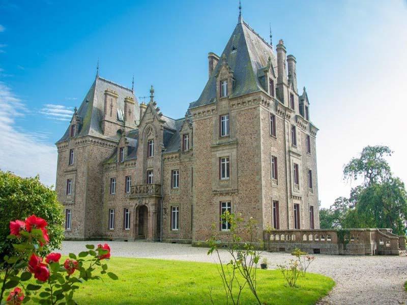 chateau de la basmaignee montenay location de salle mayenne ille et vilaine mariage 53 mariage 35 mariage fougères mariage ernée